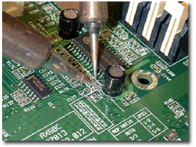 Last Chance Electronics Soldering Service