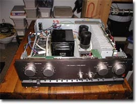 Stereo and Audio Equipment Repair at Last Chance Electronics, Estes Park